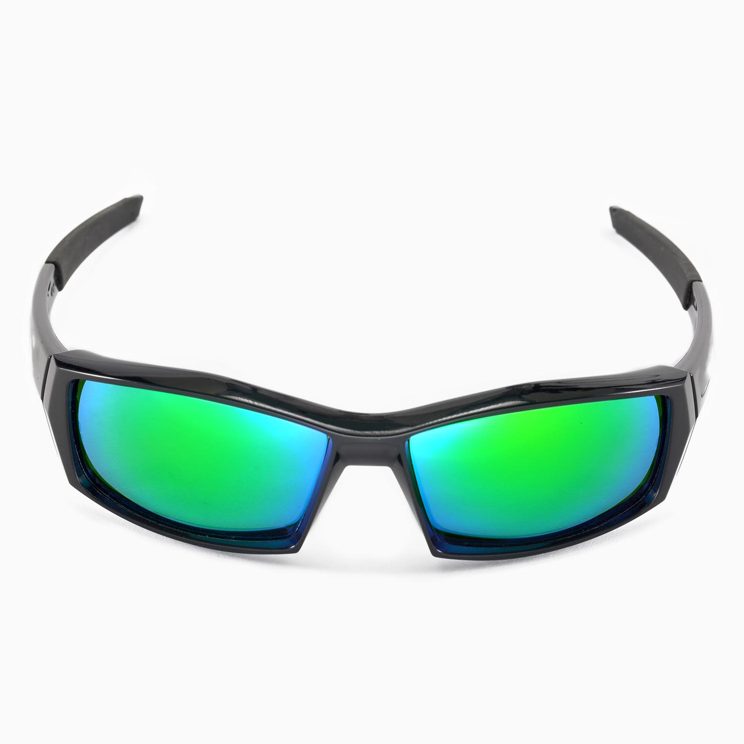 oakley canteen  new walleva polarized emeraldine lenses for oakley canteen